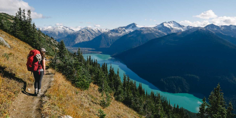 Alpine Hiking Trails in Whistler Canada by Click On Tours